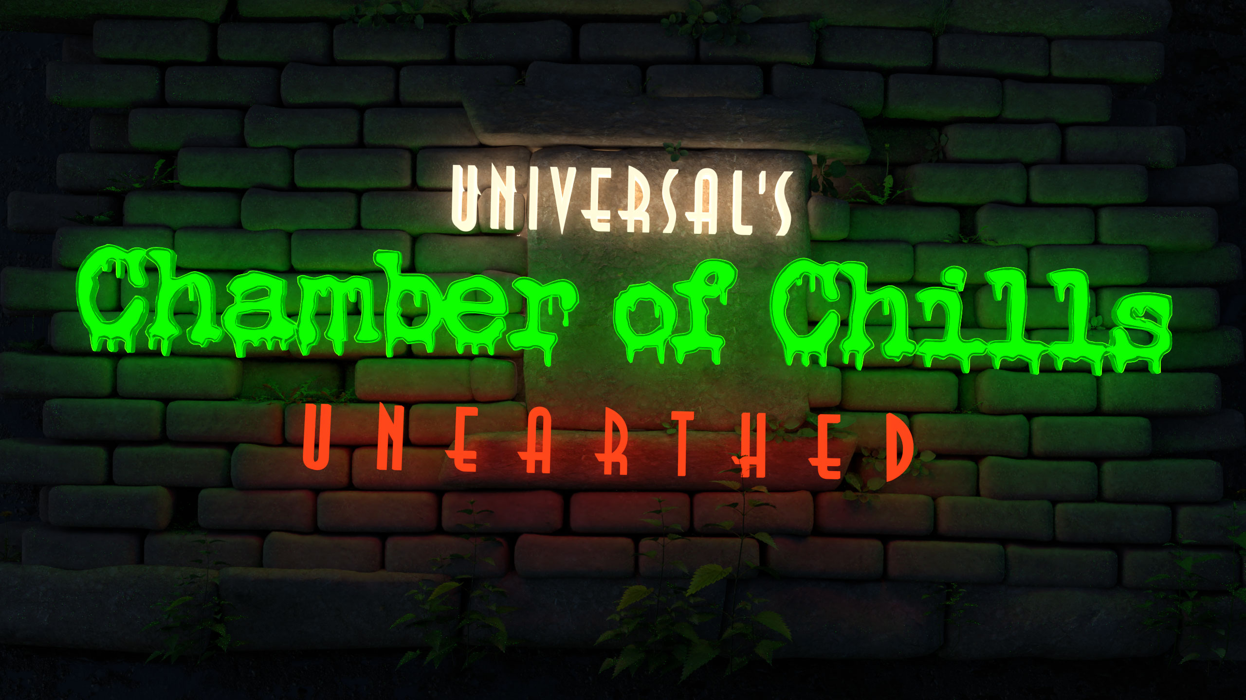 Universal's Chamber of Chills - Unearthed