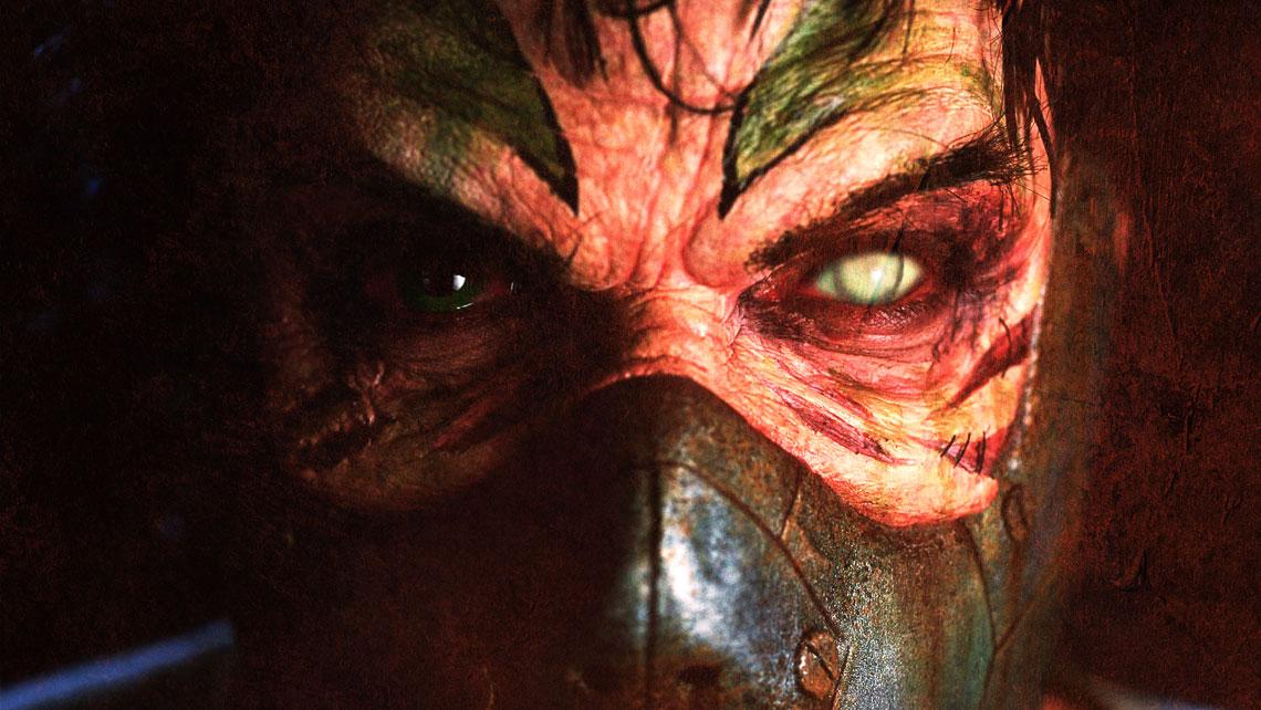 Terror with a Chainsaw: Eddie