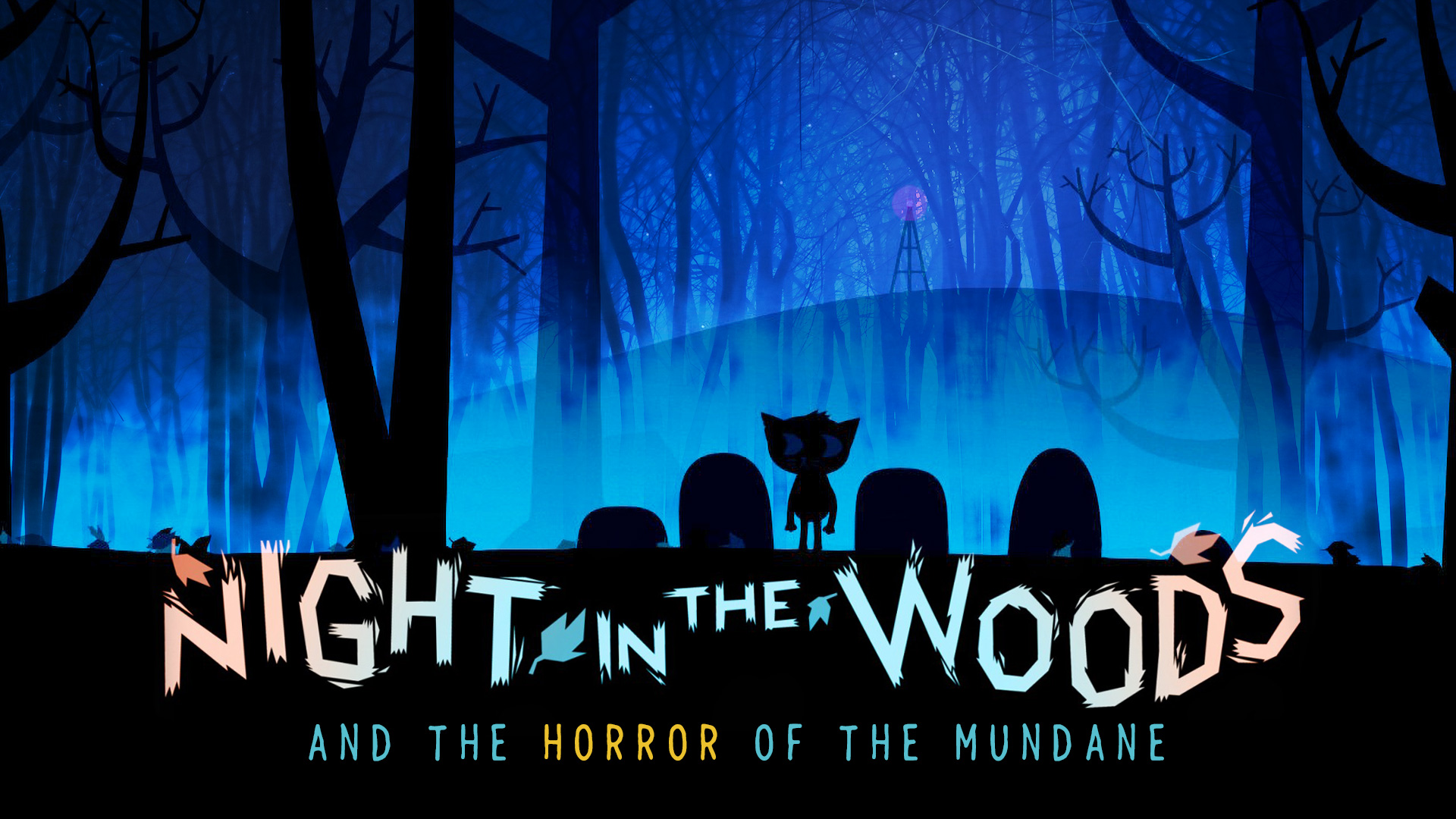 HORRORWOOD™ Presents... ''Night in the Woods' and the Horror of the Mundane'