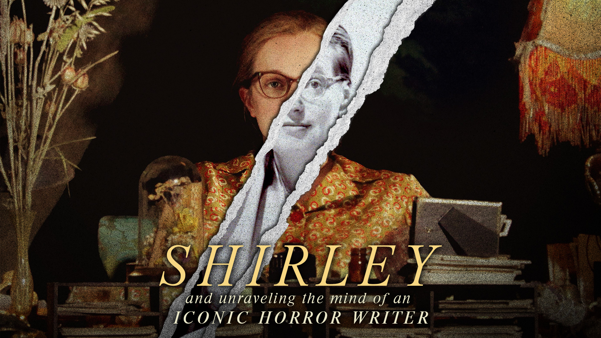 HORRORWOOD™ Presents... ''Shirley' and Unraveling the Mind of an Iconic Horror Writer'